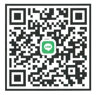 このQRコードをLINEアプリでスキャンすると「くしろ合同法律事務所」を追加できます。